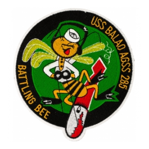 USS Balao AGSS-285 Patch