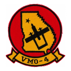 Marine Observation Squadron VMO-4 Patch