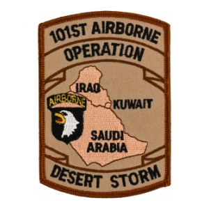 Operation Desert Storm Patch (101st Airborne)