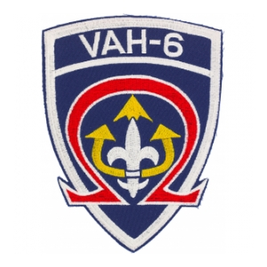 Navy Heavy Attack Squadron Patch VAH-6