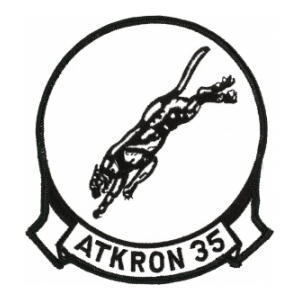 Navy Attack Squadron VA-35 Patch
