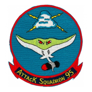 Navy Attack Squadron VA-95 Patch