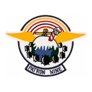 Navy Patrol Squadron VP-9 Patch