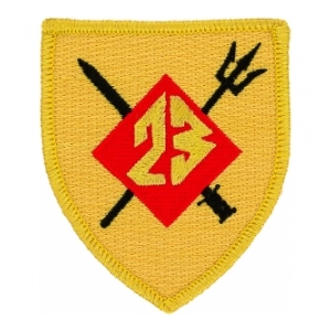23rd Marine Regiment Patch