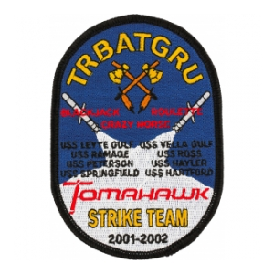 TRBATGRU Strike Team Patch