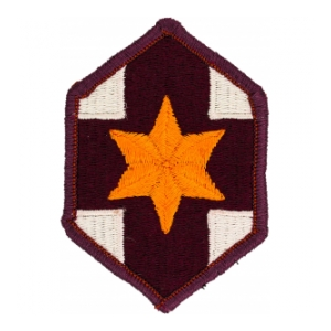 804th Hospital Center Patch