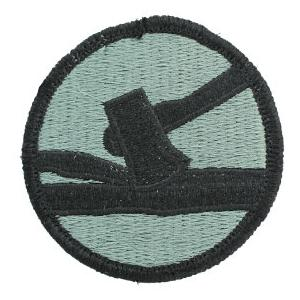 84th Infantry Division Patch Foliage Green (Velcro Backed)