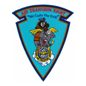 Navy Fleet Logistics Support Squadron Patch VR-8