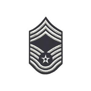 Air Force Chief Master Sergeant (Sleeve Chevron)