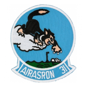 Navy Anti-Submarine Squadron VS-31 Patch
