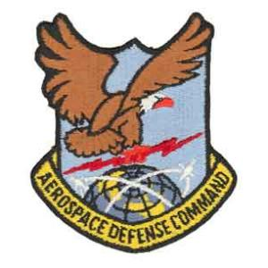 Air Force Aerospace Defense Command Patch