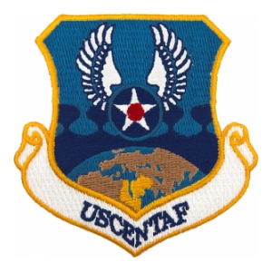 Central Air Forces Command Patch