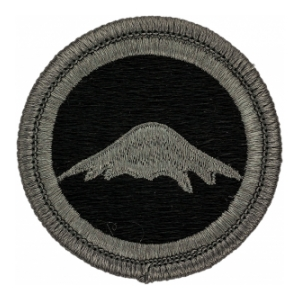 Japan Command Patch Foliage Green (Velcro Backed)