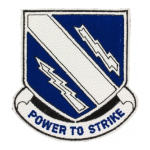 370th Infantry Regiment Patch
