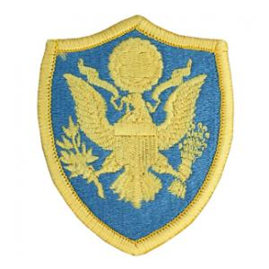 Personnel In Department of Defense Patch