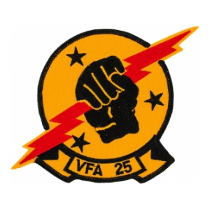 Navy Strike Fighter Squadron VFA-25 Patch