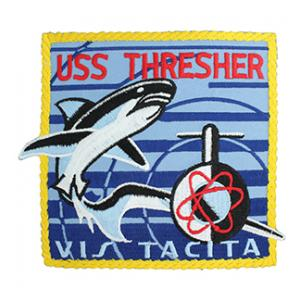 USS Thresher SSN-593 Patch