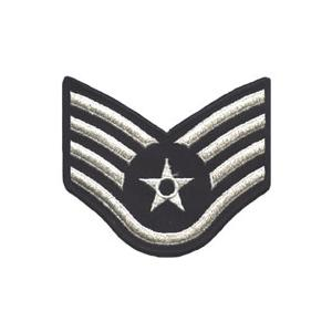 Air Force Staff Sergeant (Sleeve Chevron)
