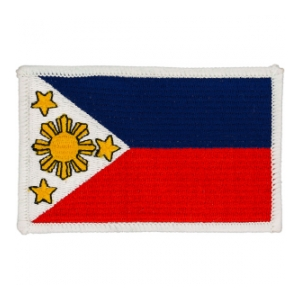Phillippines Flag Patch