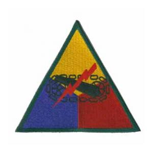 Armored Forces Patch