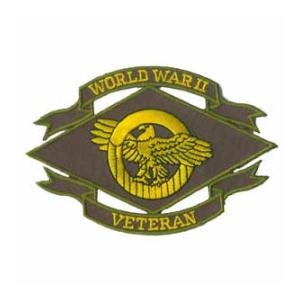 World War II Veteran Patch