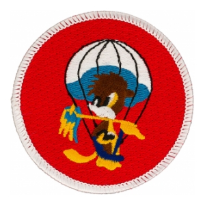 127th Airborne Engineer Battalion Patch