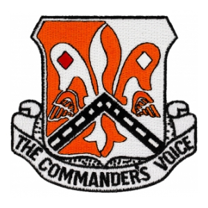 82nd Airborne Signal Battalion Patch (The Commanders Voice)