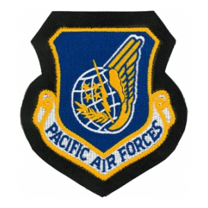 Pacific Air Forces Patch (Velcro)