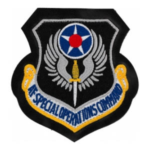 AF Special Operations Command Patch
