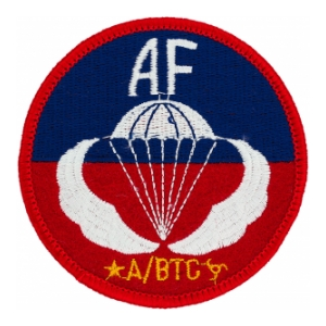 Airborne Jump School Patch (Sicily)