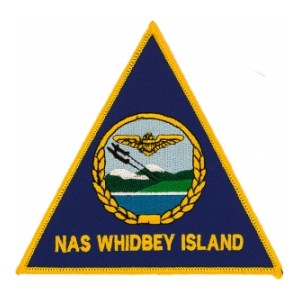 Naval Air Station Whidbey Island Patch