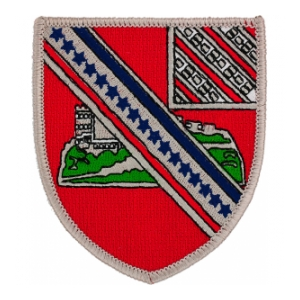 17th Field Artillery Battalion Patch