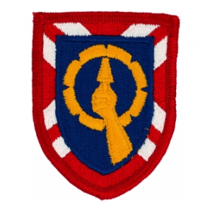 121st Army Reserve Command Patch (ARCOM)