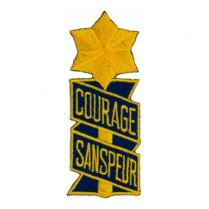 53rd Infantry Regiment Patch