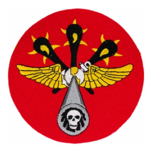 Marine Bomber Squadron VMB-613 WWII Patch