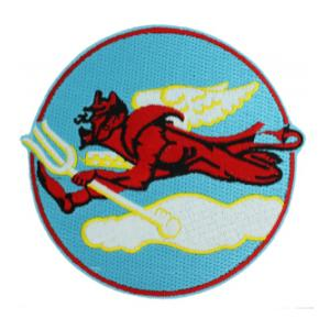 302nd Fighter Squadron Patch