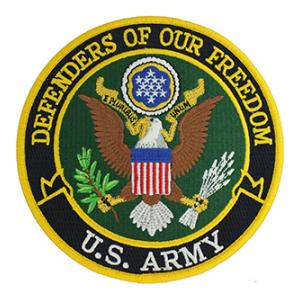 US Army Defenders Of Our Freedom Patch