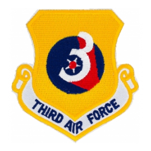 Third Air Force Patch