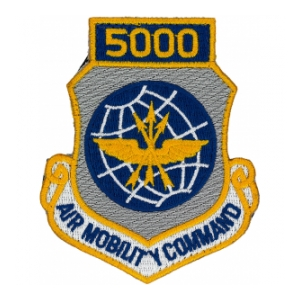 5000 Air Mobility Command Patch with Velcro®