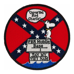 Navy PBR Mobile Base 1 Patch