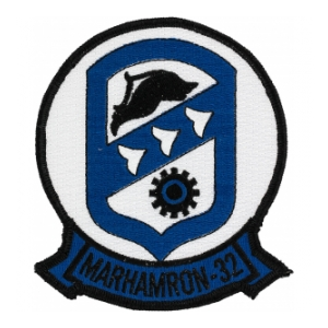 Marine Headquarter and Maint. Squadron - 32 Patch
