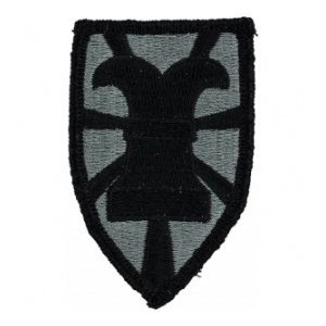 7th Transportation Command Patch Foliage Green (Velcro Backed)