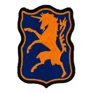 6th Armored Cavalry Regiment Patch
