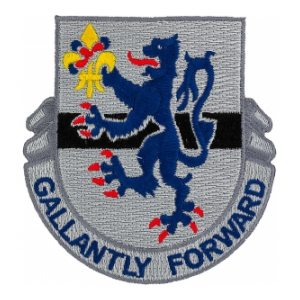71st Cavalry Regiment Patch