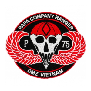 P Company 75 Ranger Patch
