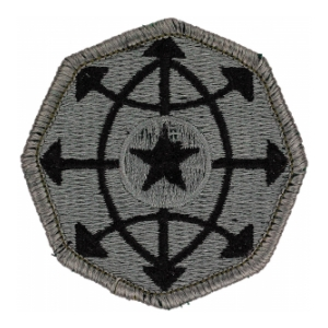 Criminal Investigation Patch Foliage Green (Velcro Backed)