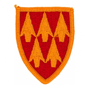 32nd Air Defense Artillery Patch | Flying Tigers Surplus