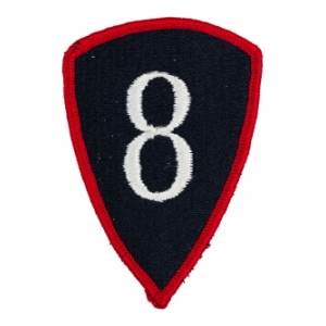8th Personnel Command Patch