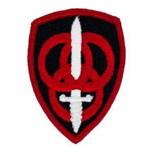 3rd Personnel Command Patch