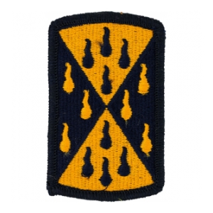 464th Chemical Brigade Patch